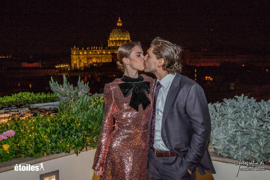 Roof Garden Les étoiles Roma Massimo Danza